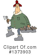 Man Clipart #1373903 by djart