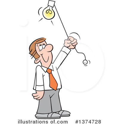 Smart Clipart #1374728 by Johnny Sajem