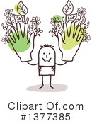 Man Clipart #1377385 by NL shop