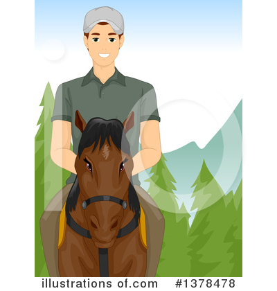 Horse Clipart #1378478 by BNP Design Studio
