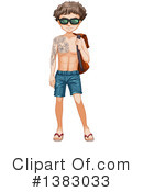 Royalty-Free (RF) Man Clipart Illustration #1383033