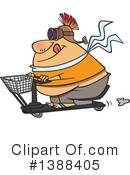 Man Clipart #1388405 by toonaday
