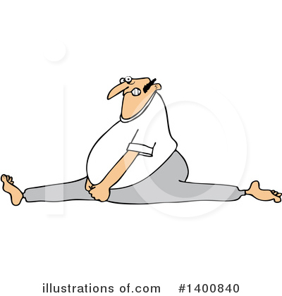 Gymnastics Clipart #1400840 by djart