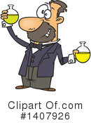Man Clipart #1407926 by toonaday