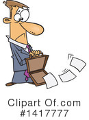 Man Clipart #1417777 by toonaday