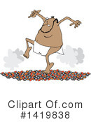 Man Clipart #1419838 by djart