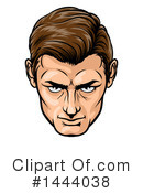 Man Clipart #1444038 by AtStockIllustration