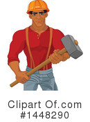 Man Clipart #1448290 by Pushkin