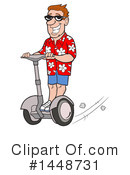Man Clipart #1448731 by LaffToon