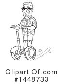 Man Clipart #1448733 by LaffToon