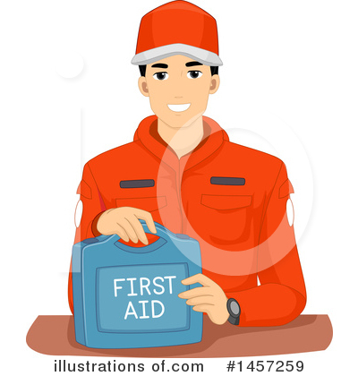 First Aid Clipart #1457259 by BNP Design Studio