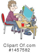 Royalty-Free (RF) Man Clipart Illustration #1457582