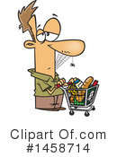 Man Clipart #1458714 by toonaday