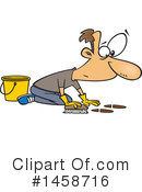 Man Clipart #1458716 by toonaday