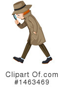 Man Clipart #1463469 by Graphics RF