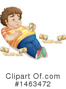 Man Clipart #1463472 by Graphics RF
