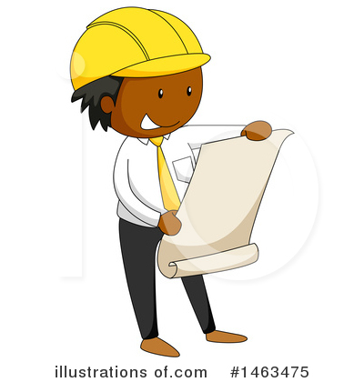 Engineer Clipart #1463475 by Graphics RF