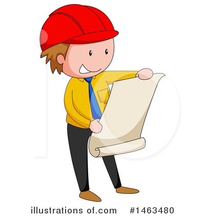 Engineer Clipart #1463480 by Graphics RF
