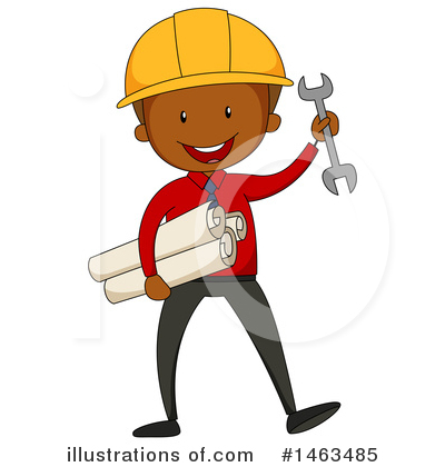 Engineer Clipart #1463485 by Graphics RF