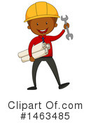 Royalty-Free (RF) Man Clipart Illustration #1463485