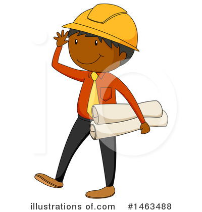 Architect Clipart #1463488 by Graphics RF