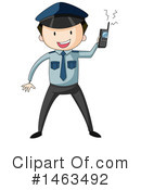 Man Clipart #1463492 by Graphics RF