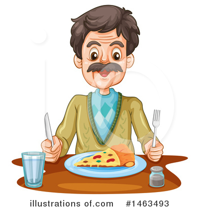Pizza Clipart #1463493 by Graphics RF