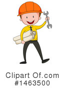Royalty-Free (RF) Man Clipart Illustration #1463500