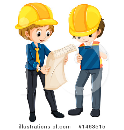 Engineer Clipart #1463515 by Graphics RF