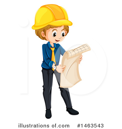 Architect Clipart #1463543 by Graphics RF