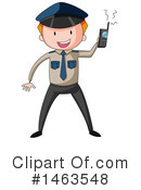 Man Clipart #1463548 by Graphics RF