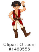 Royalty-Free (RF) Man Clipart Illustration #1463556
