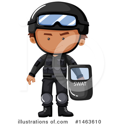 Police Clipart #1463610 by Graphics RF