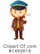 Man Clipart #1463619 by Graphics RF