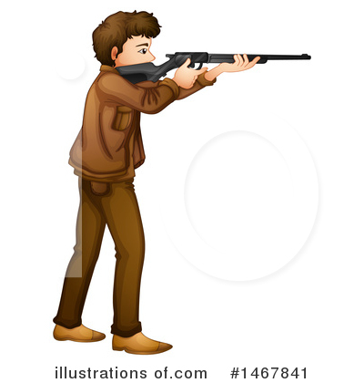 Shooting Clipart #1467841 by Graphics RF