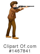 Man Clipart #1467841 by Graphics RF