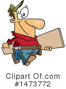 Man Clipart #1473772 by toonaday