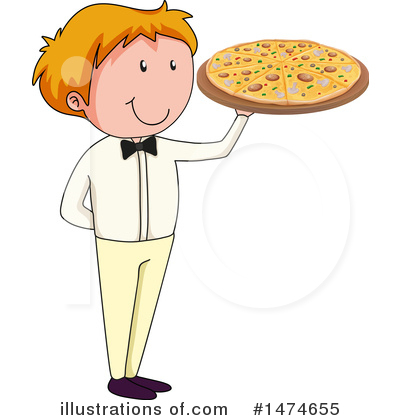 Pizza Clipart #1474655 by Graphics RF