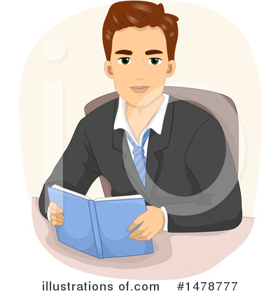 Office Clipart #1478777 by BNP Design Studio