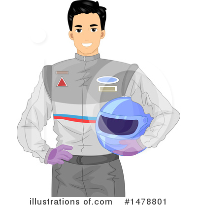 Motor Sports Clipart #1478801 by BNP Design Studio