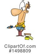 Man Clipart #1498809 by toonaday