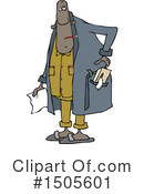 Man Clipart #1505601 by djart