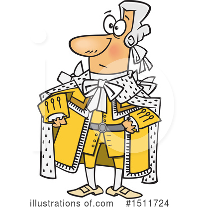 King Clipart #1511724 by toonaday