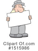 Man Clipart #1515986 by Johnny Sajem