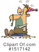 Man Clipart #1517142 by toonaday