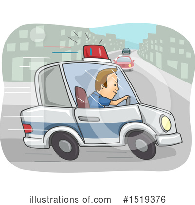 Police Clipart #1519376 by BNP Design Studio