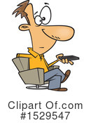 Man Clipart #1529547 by toonaday