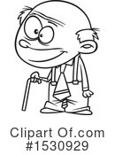 Man Clipart #1530929 by toonaday