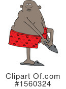 Man Clipart #1560324 by djart