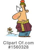 Man Clipart #1560328 by toonaday